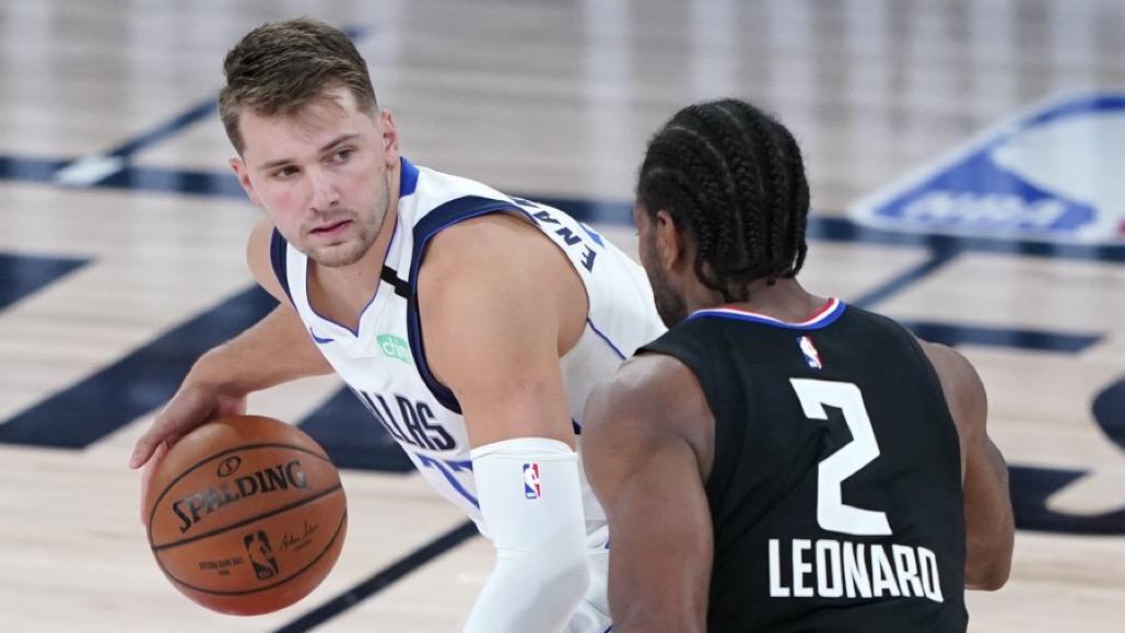 NBA play-off'larında Mavericks Clippers'ı yenerek seriyi eşitledi
