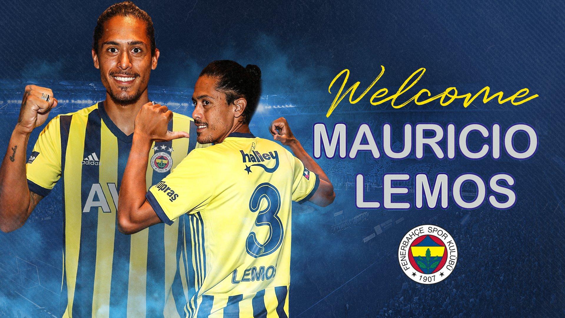 Fenerbahçe Lemos'u açıkladı