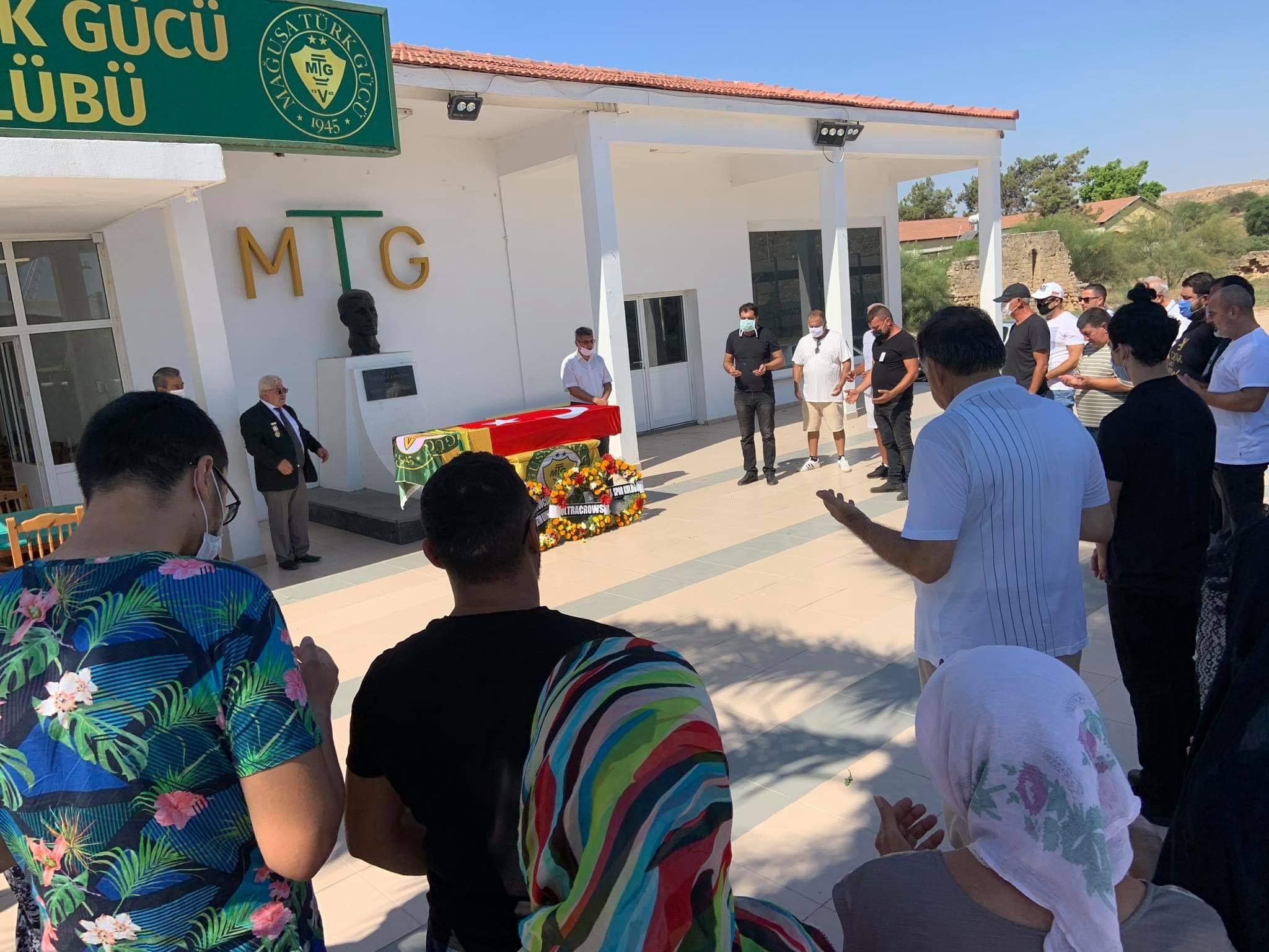 MTG, Nafi Demir için tören düzenledi