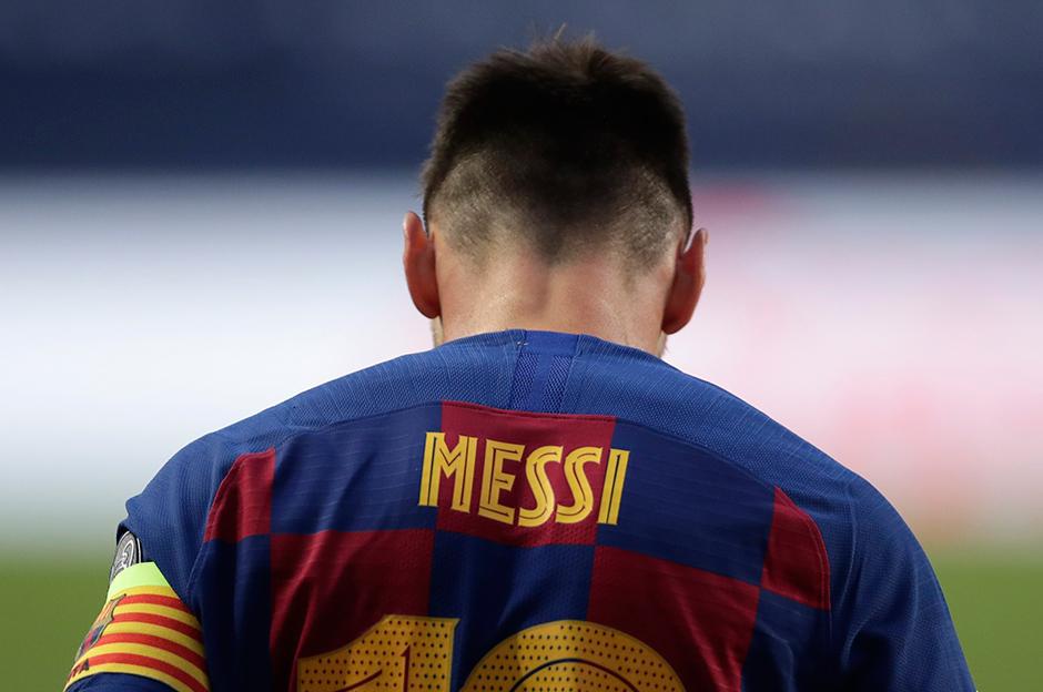 Messi'nin babasından açıklama