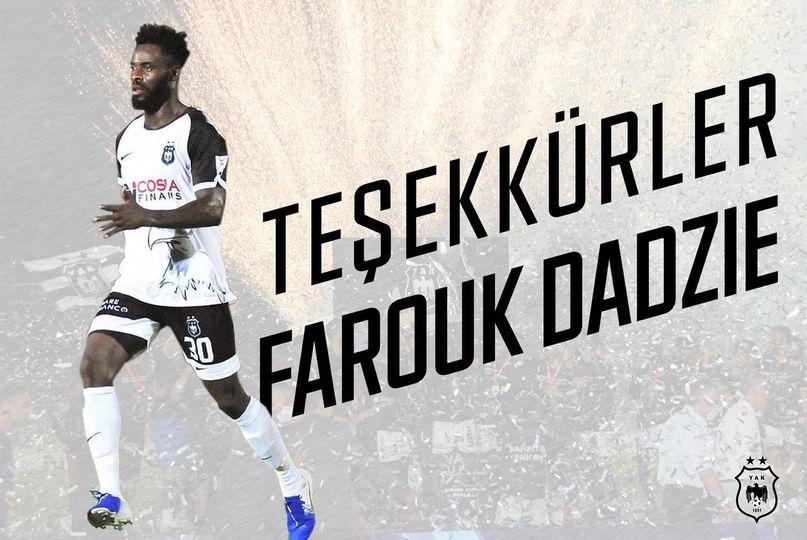 Farouk DTB'de