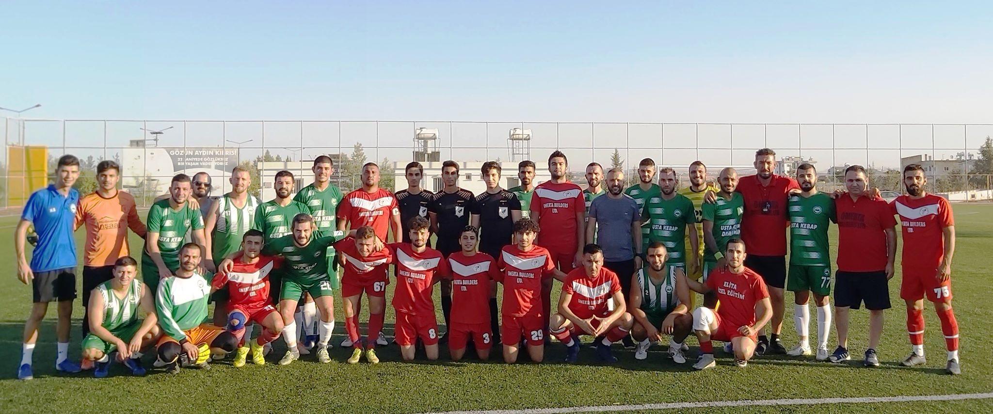 Hazırlık maçı Kırıkkale'nin