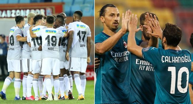 Beşiktaş turu geçerse Milan-Bodo galibiyle karşılaşacak