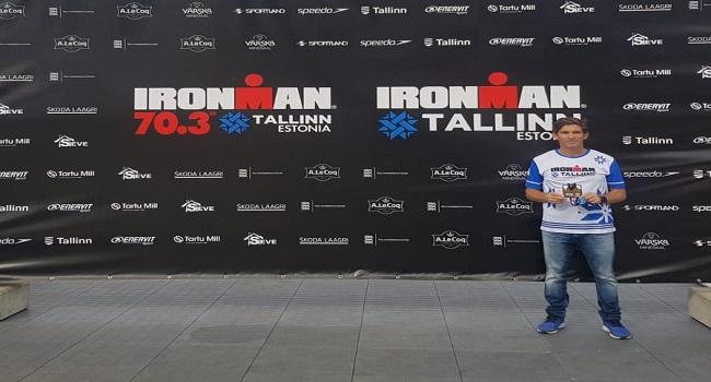 Yeniden Ironman