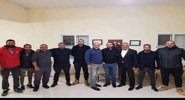 Mesarya'nın yeni yönetimi hazır