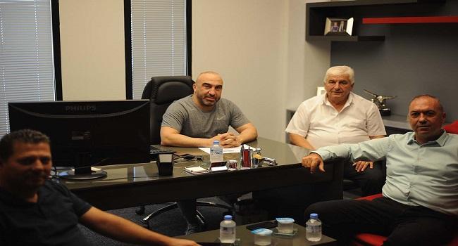 Sertoğlu'ndan Nicosia Group'a destek