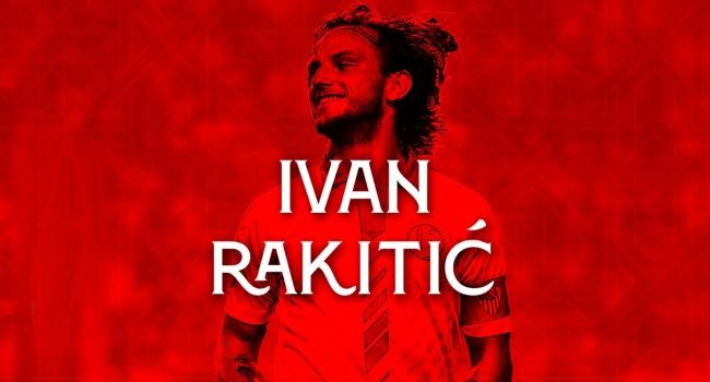 Sevilla, Ivan Rakitic'i açıkladı