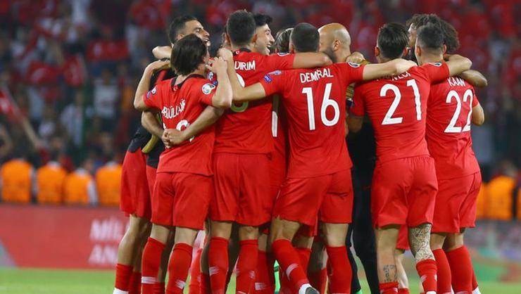 Türkiye – Macaristan maçı TRT 1'de