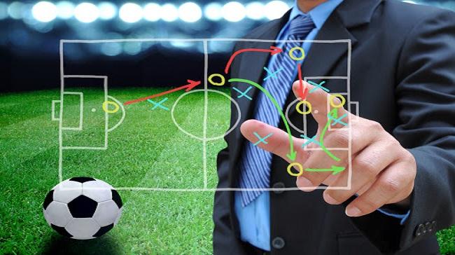 Teknik adamlar futbol için devrede