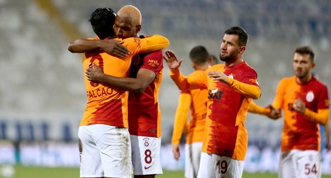 Erzurum'da 3 puan Galatasaray'ın