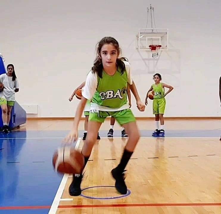 Basketbolda da akademiler antrenmanlara başladılar