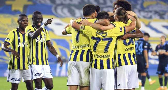 Kadıköy'ün sahibi Fenerbahçe