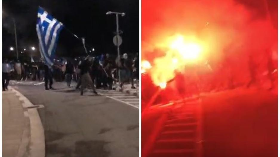 Derinya'daki olayların videosu
