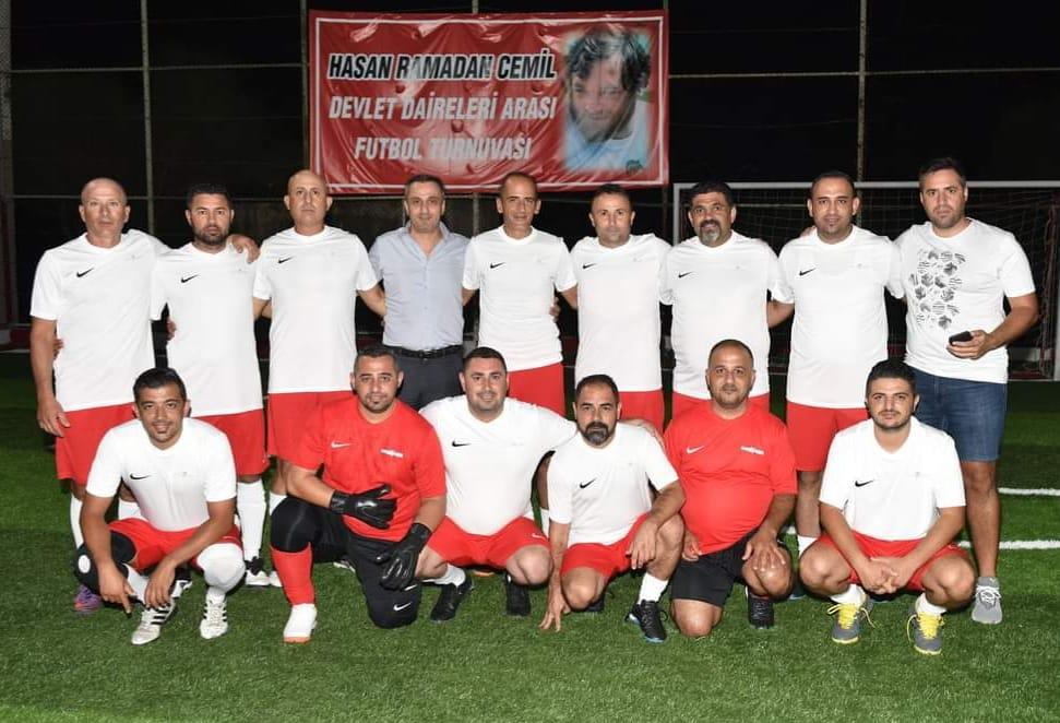 Ramadan Cemil turnuvasına 14 takım katıldı