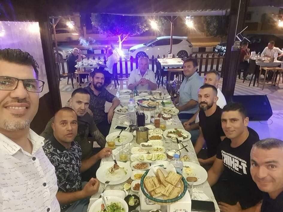 Türkmenköy efsaneleri buluştu
