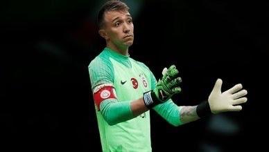Galatasaray'da Fernando Muslera sürprizi!