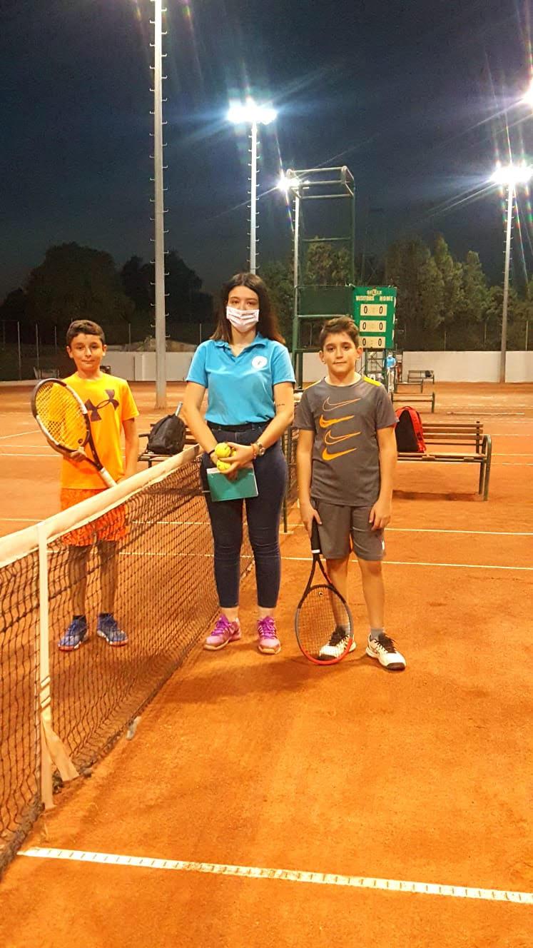 Teniste Veg & Bones Cup sürüyor