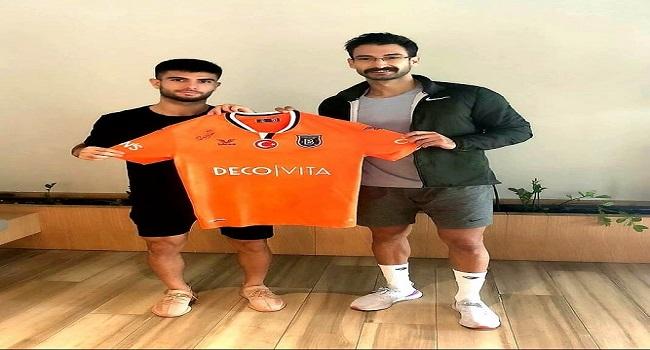Başakşehir'in futbolcusu, Yiğitcan'a emanet