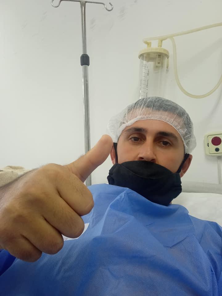 Hamit'e başarılı operasyon