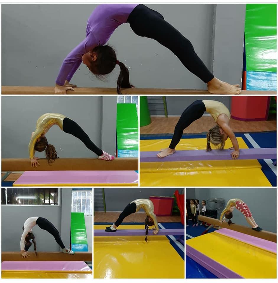 Sapsızoğlu: Cimnastik her yerde