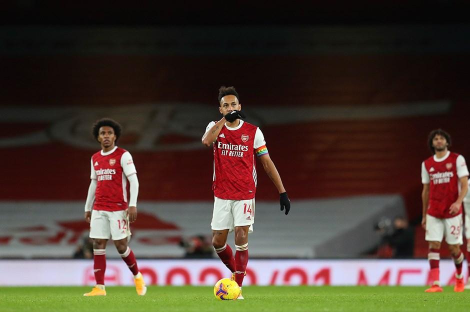 Arsenal tarihinde 61 yıl sonra bir ilk!