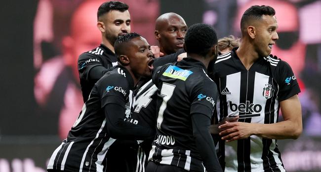 Haftanın kazananı Beşiktaş
