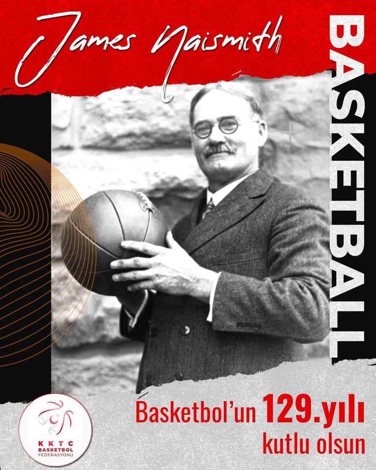 Basketbol federasyonu basketbolun 129. yılını kutladı
