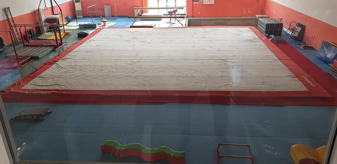 Dr Fazıl Küçük Cimnastik Salonu hizmete hazır