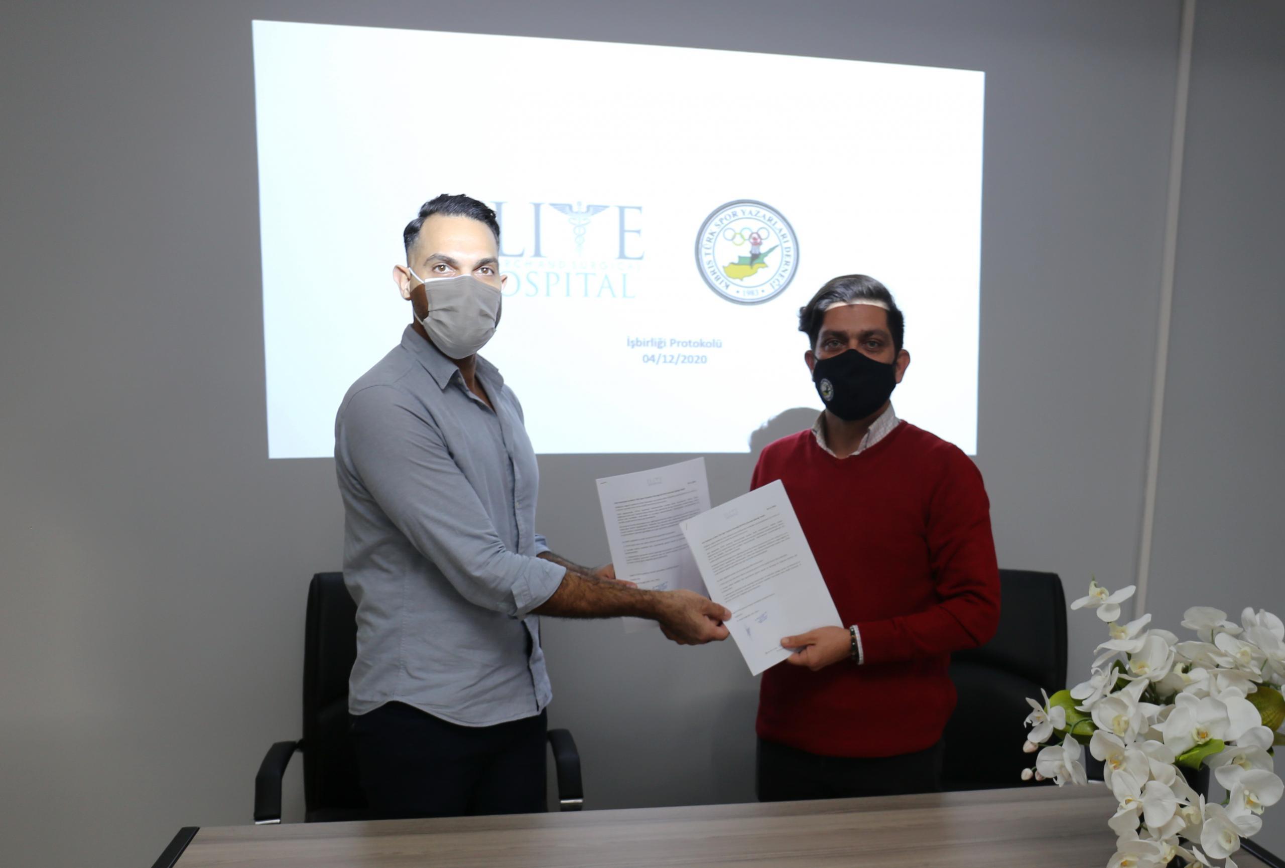 KTSYD ile Elite Hospital arasında sağlık anlaşması