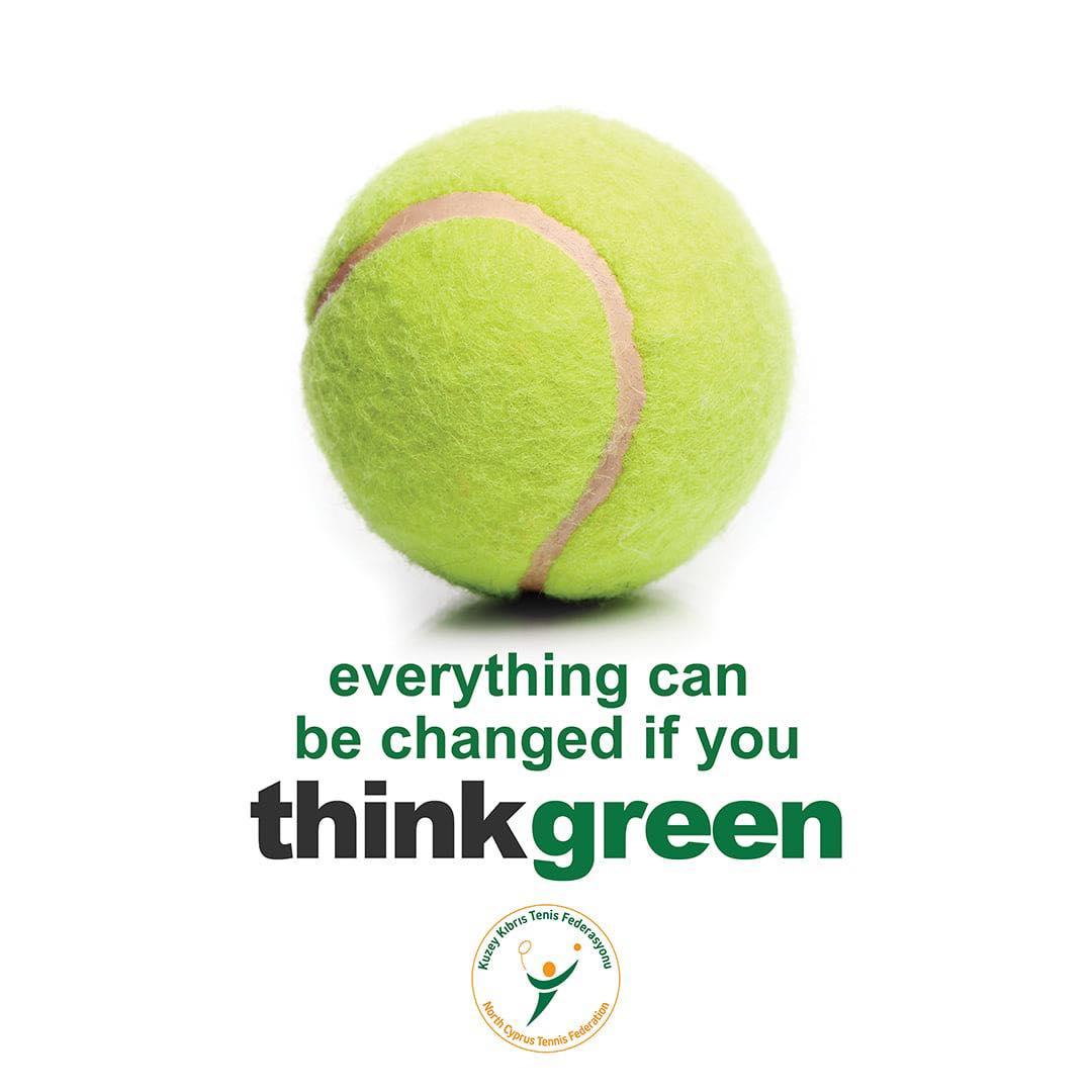 Tenis Federasyonu yeşillenecek