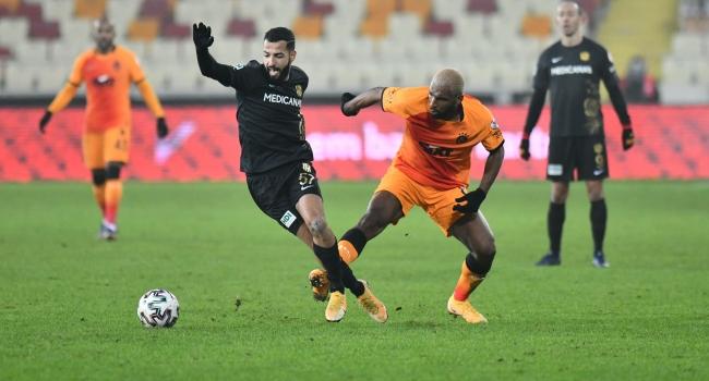 Galatasaray penaltılarda turladı