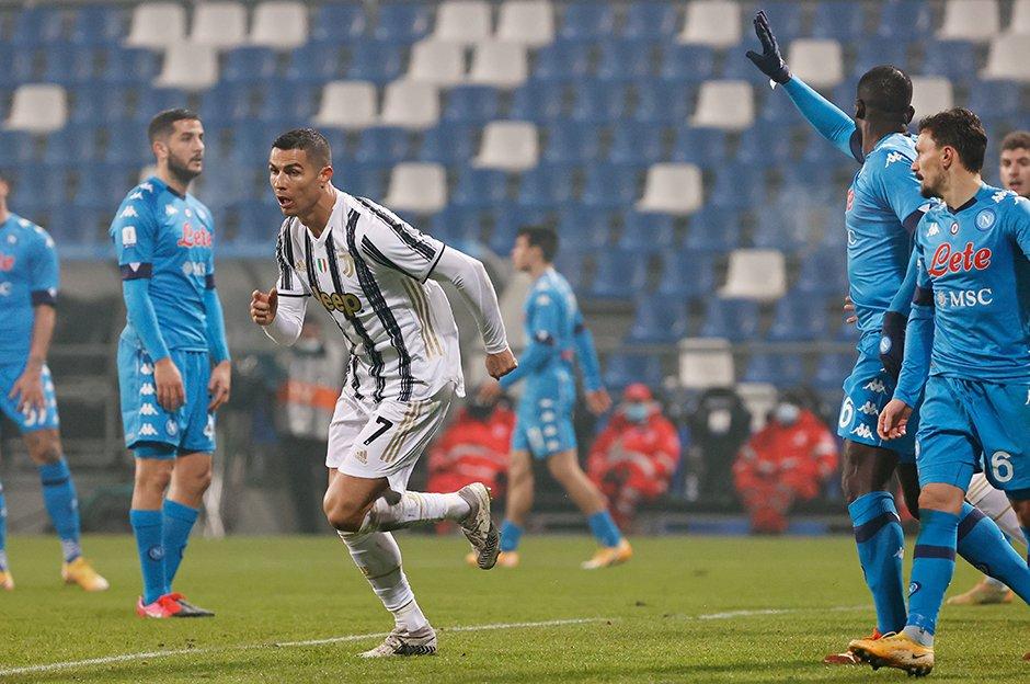 Tarihin en golcüsü Ronaldo