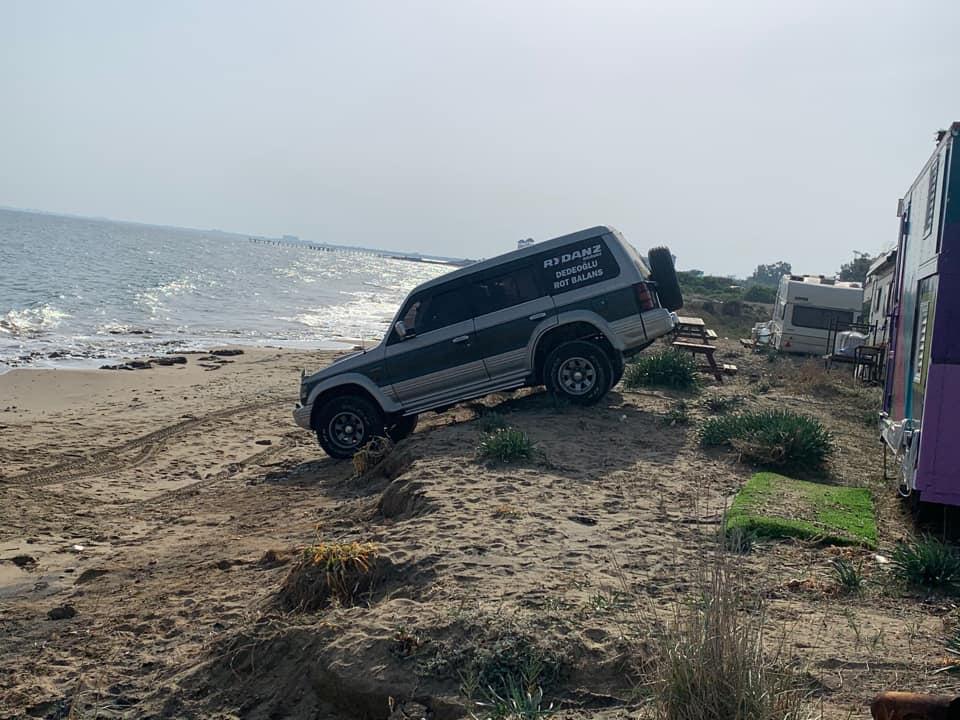 Doğacılar, Akdeniz'de offroad yapacaklar
