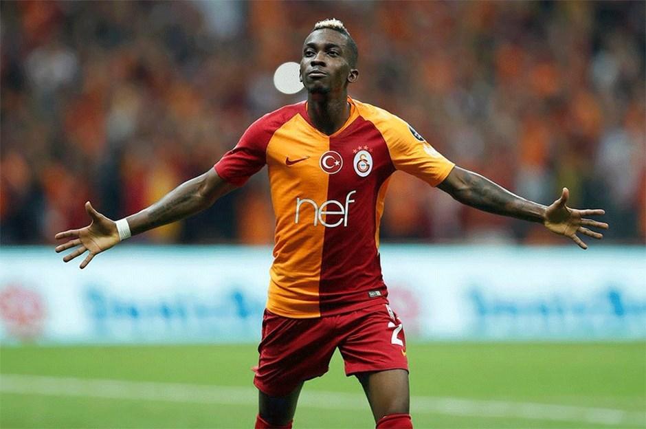 Galatasaray Onyekuru'yu duyurdu