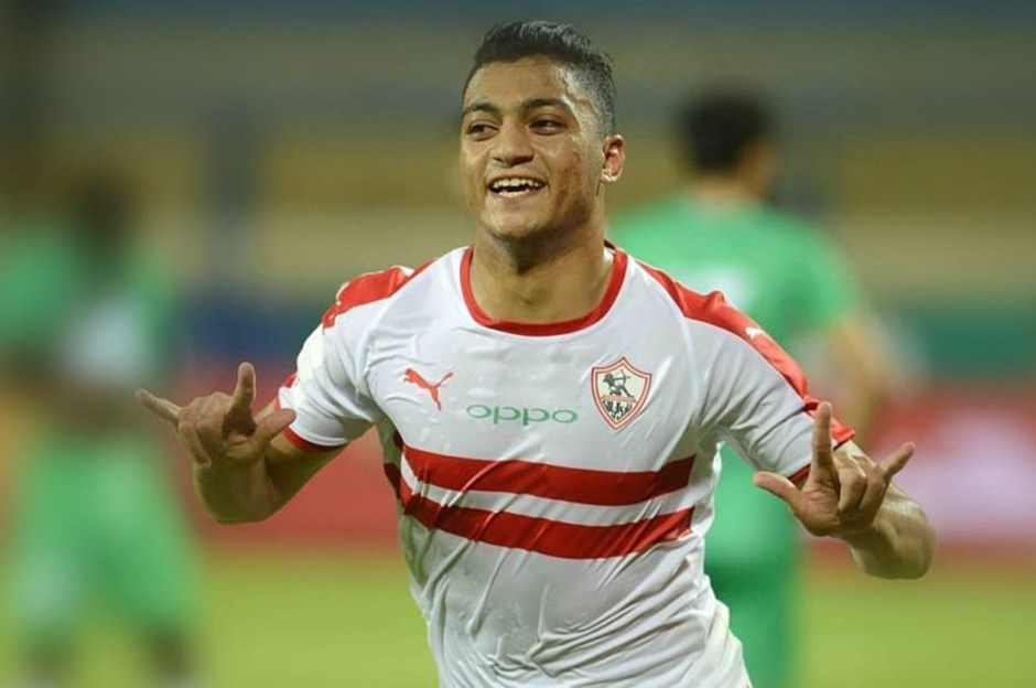 Mostafa Mohamed, Galatasaray'da!