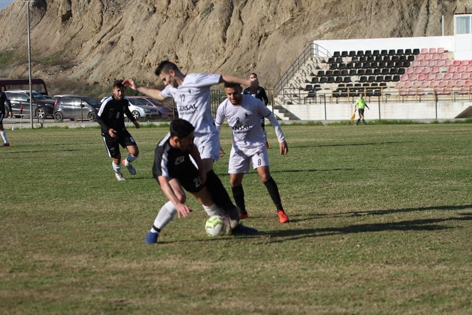 Hamitköy'de maç günü