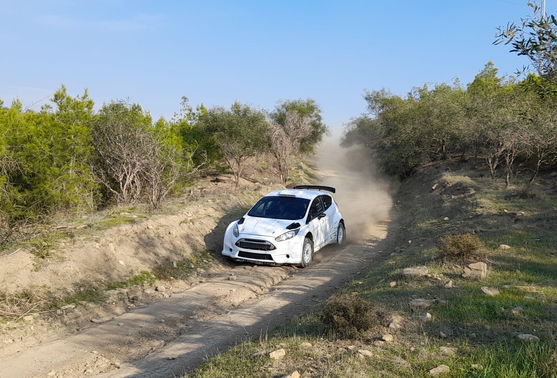 Murat Aşık ilk test sürüşünü gerçekleştirdi