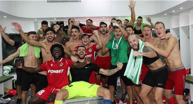 Omonia, Türk kulüplerini geride bıraktı