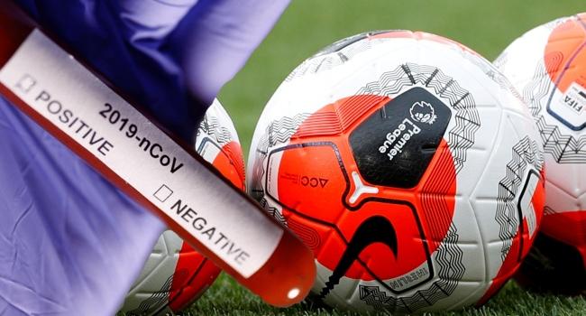 Premier Lig'de 40 kişide koronavirüse rastlandı