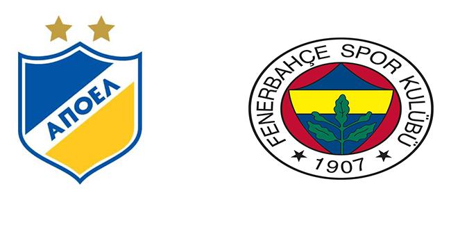 Apoel ile Fenerbahçe karşılaşıyor