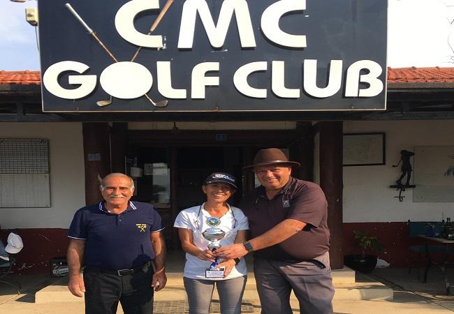 CMC'de şampiyon Garabli çifti