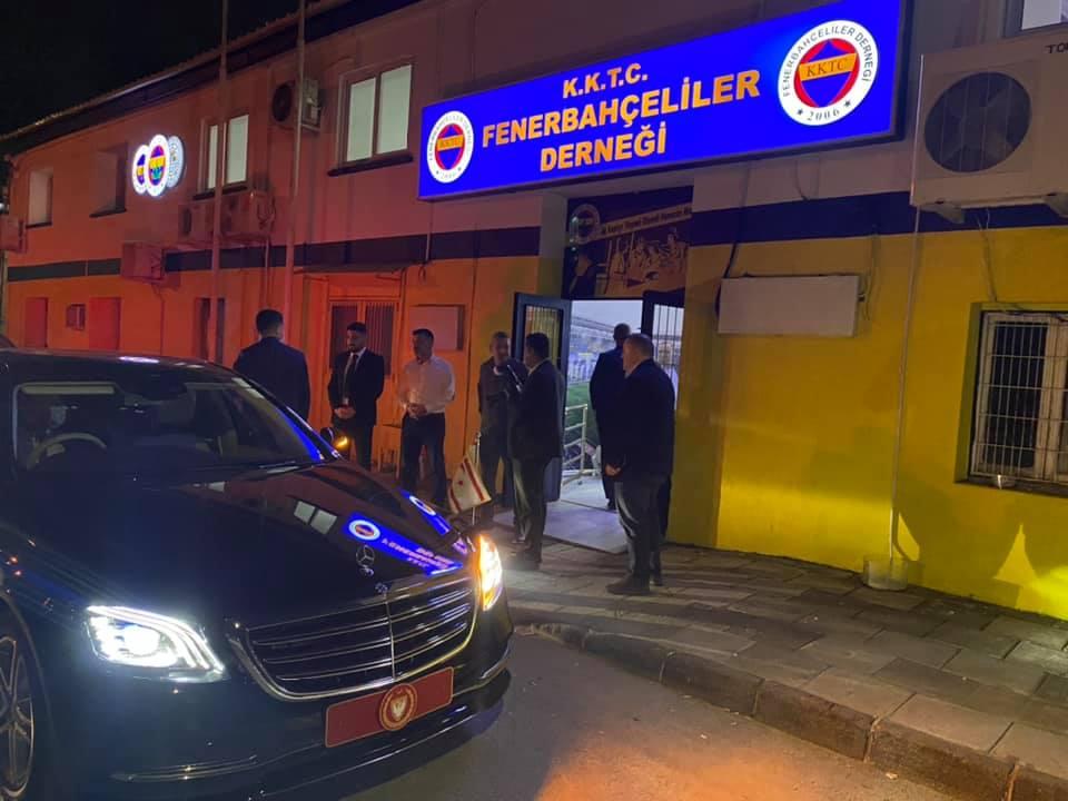 Fenerbahçeliler Derneğinde maç izlemeye korona engeli
