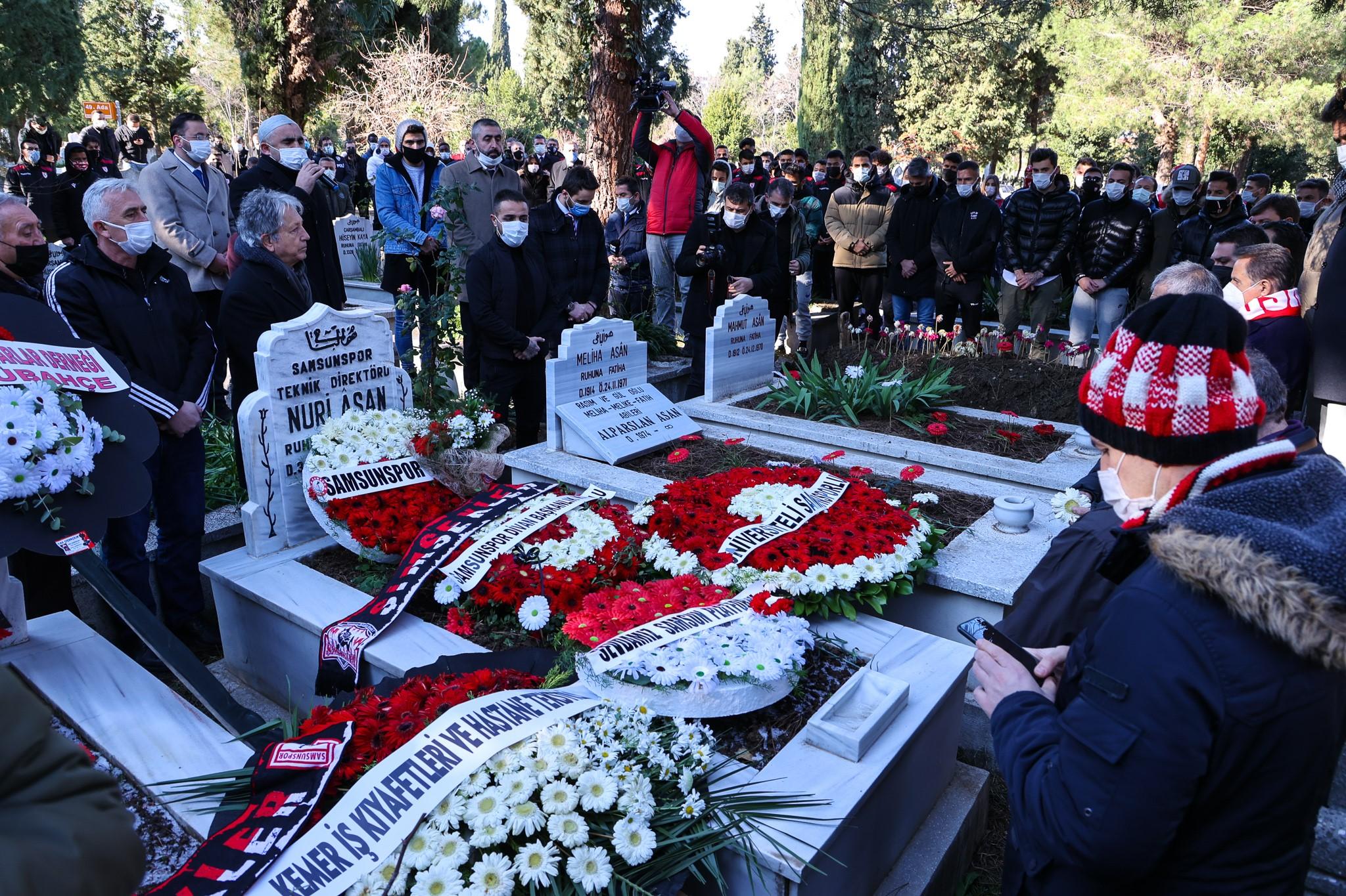 Futbol Şehitleri, Samsun'da anıldı