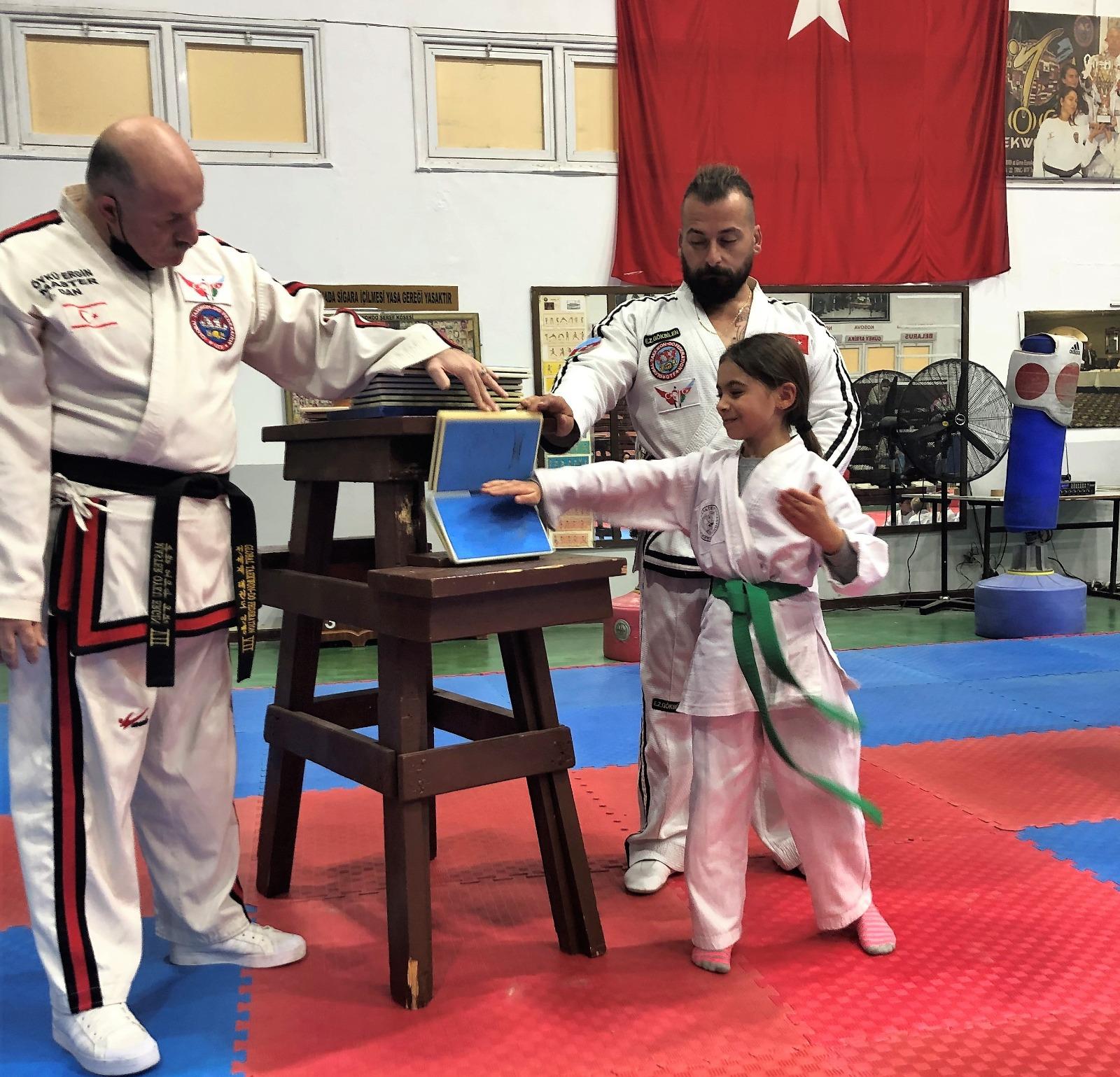 Karate ve Budo'da yarıştılar
