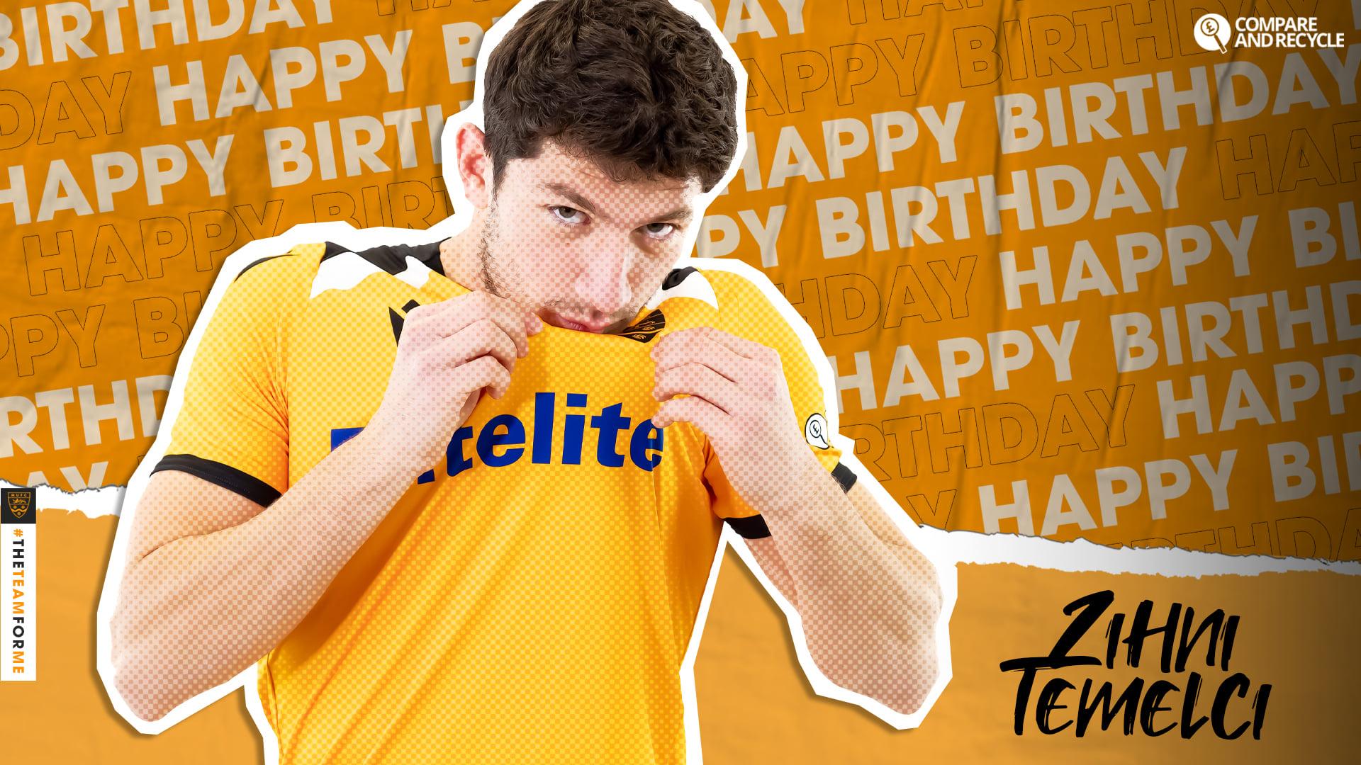 Maidson United, Zihni'nin doğum gününü kutladı
