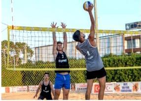 Plaj voleybolunda, Federasyon Kupası heyecanı yaşanacak