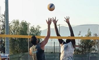 Plaj Voleybolunda sıra Federasyon Kupasında