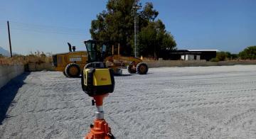 Yeşilova tesislerinin yapımını sürdürüyor