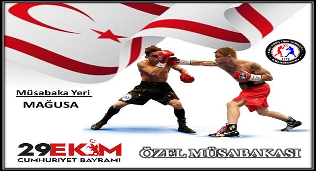 Boksta, Cumhuriyet Bayramına özel müsabaka