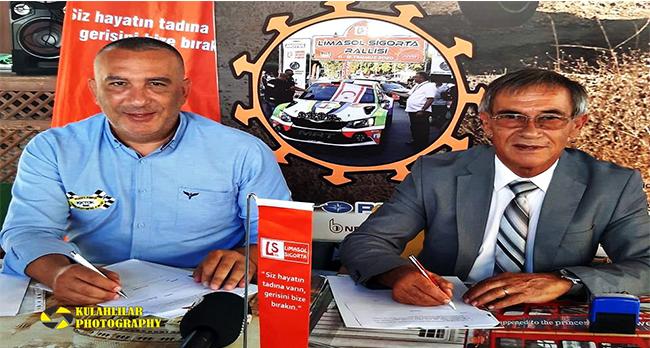 Limasol Sigorta Rallisinin, etapları açıklandı